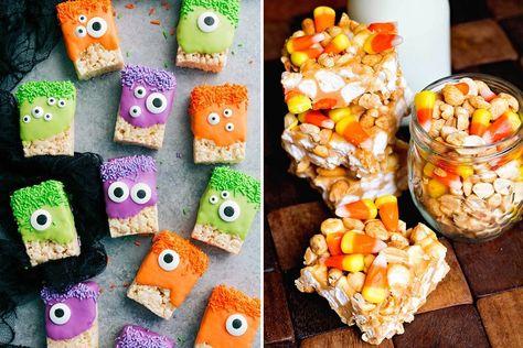 23 Easy Haunting Halloween Dessert Recipes to Start Making
