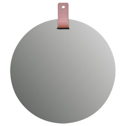 Espejo De Bano Serie Forte Redondo Leroy Merlin Espejos Para