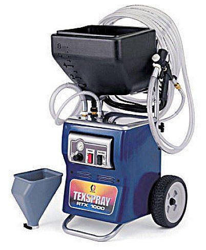 Rent Lowes highly durable basic drywall texture sprayer to