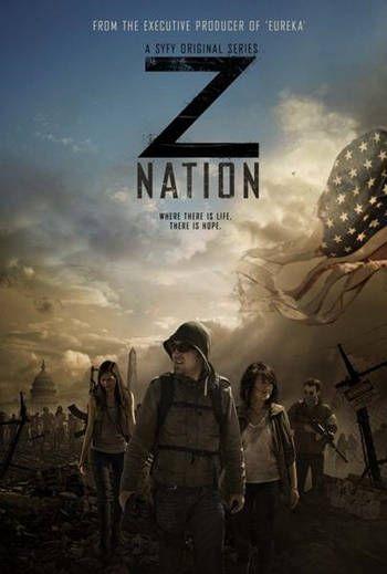 Z Nation Temporada 1 Completa Latino Hd 720p Cine De Terror Series Y Peliculas Nación Z
