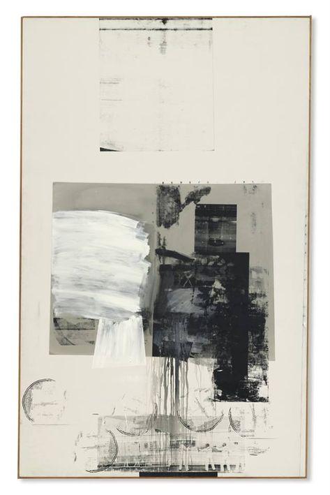 Robert Rauschenberg (1925-2008) Calendar, 1962