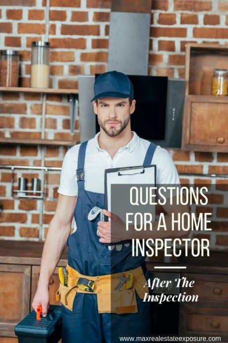 Questions to Ask The Home Inspector After The Inspection is Completed
