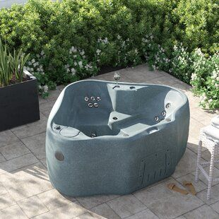 Hot Tubs For Sale That You Ll Love In 2020 Wayfair Hot Tub Tub Lighting Hot Tub Lights