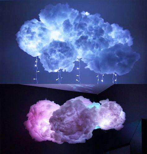 Multiple Ways to Make Beatiful Cloud Lights!