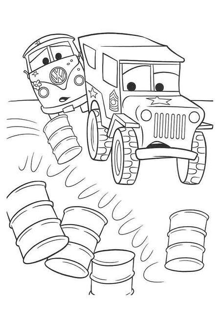 disney movies coloring pages   cars movie disney printables 01 ...