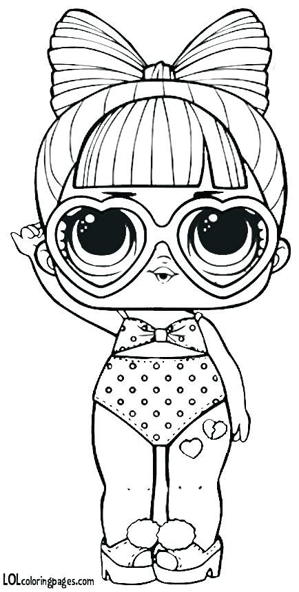 Printables Lol Dolls Download Them Or Print Lol Dolls, Cute Coloring  Pages, Cool Coloring Pages
