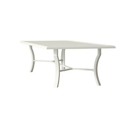 Tropitone Banchetto Dining Table Table Frame Tropitone Table