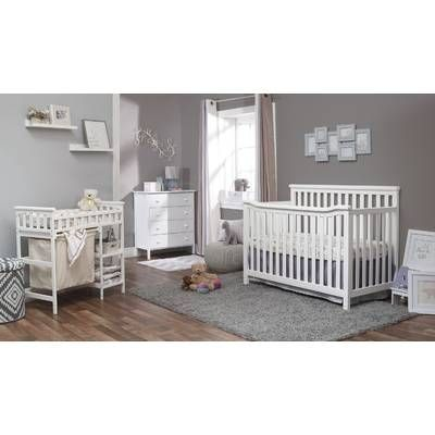 Brody 3 In 1 Convertible Crib And Changer Nursery Furniture Sets Cheap Nursery Furniture Sets Nursery Furniture