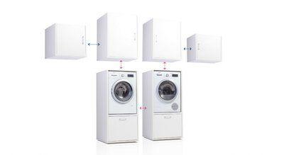 Waschturm Waschmaschinenschrank 146x67x65cm Mit Ausziehbrett Wscs1462 Ohne Waschmaschine In 2020 Waschkuchen Schranke Waschmaschine Wasche