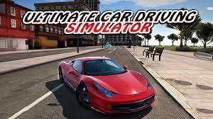 Ultimate Car Driving Simulator Mod Apk V3 1 Unlimited Money En 2020