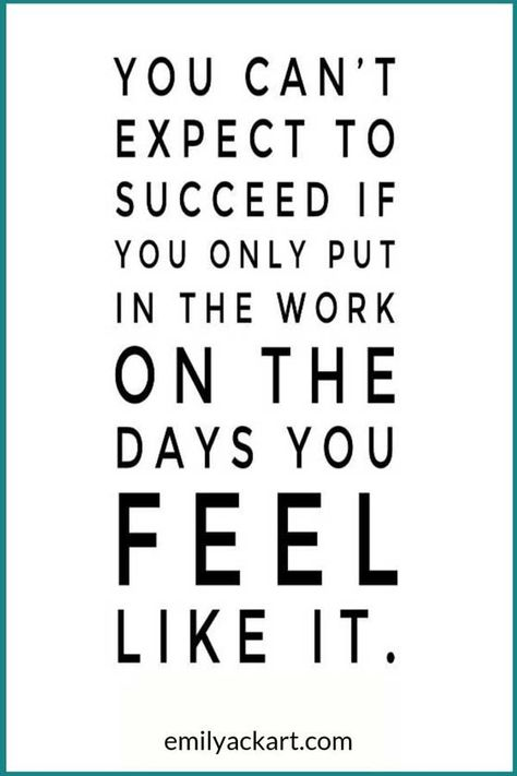 Motivational quote for success when you don't feel like exercising. Get inspiration to workout and reach your fitness goals. Motivational quote for success when you don't feel like exercising. Get inspiration to workout and reach your fitness goals. Motivational Quotes For Workplace, Inspirational Quotes About Success, Positive Quotes, Workout Quotes Inspirational, Motivational Quotes For Success Career, Motivational Quotes For Success Positivity, Successful Quotes, Motivating Quotes, Career Quotes