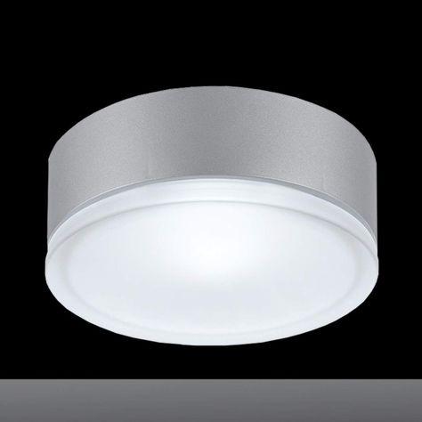 Nowodvorski LED Deckenleuchte Arena mit Schutzart IP44 - White weiß - badezimmer led deckenleuchte ip44