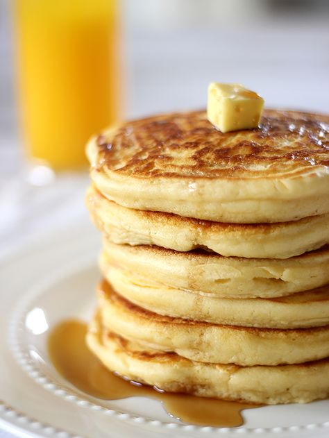 How to Make Perfect Fluffy Pancakes