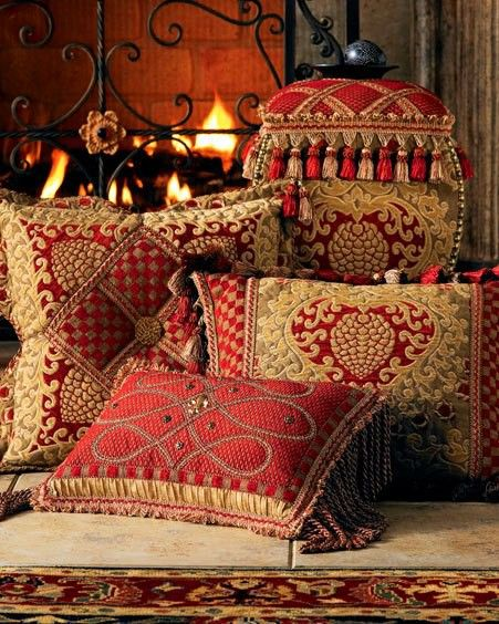 Middle Eastern Pillows - Home Design