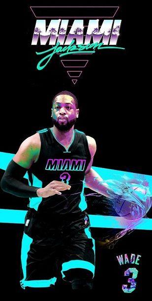 D Wade Nba Wallpapers Nba Basketball Art Nba Players