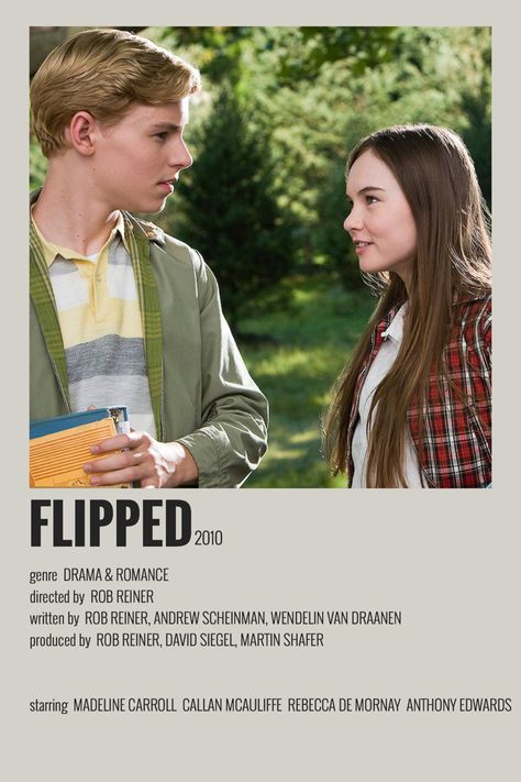 Flipped Movie Poster