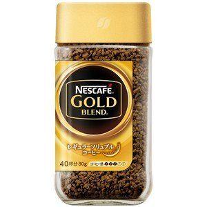 Ya ネスカフェ ゴールドブレンド 80g インスタントコーヒー 淹れたての上品な香りとマイルドな味わい Products 2019 ネスレ日本 ネスレ マイルド