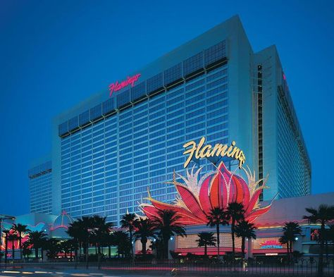 The World Famous And Historic Flamingo Hotel Las Vegas The