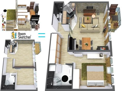 Schön 151 Best RoomSketcher Blog Images On Pinterest Architecture   Badezimmer 3d  Planer Ipad