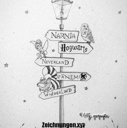 Tattoo Harry Potter Vorlage 44 Ideas Harry Potter Drawings Hogwarts Disney Drawings