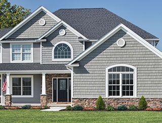 shaker vinyl siding - Google Search | Shaker siding ...