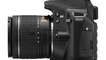 كاميرا Nikon D3400 للبيع D3400 Nikon Camera