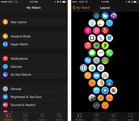 Top 5 tips to help you organize your Apple Watch apps!