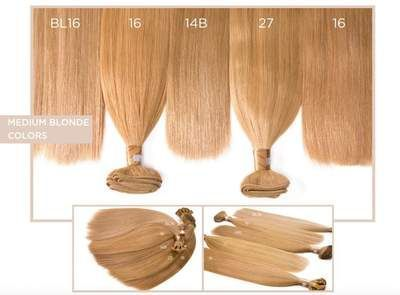 Bohyme Machine Tied Wefts Remy Hair Weft Extensi Bohyme