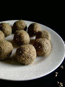 Ingredients :     Pearl Millet / Sajjalu / Kambu : 1 cup   Powdered Jaggery : 1 cup   Melted Ghee : 1/2 cup