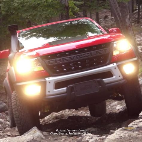 The 2020 Chevy Colorado