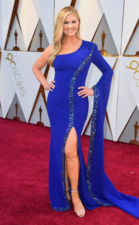 405063d6f Nancy O Dell from 2018 Oscars Red Carpet Fashion
