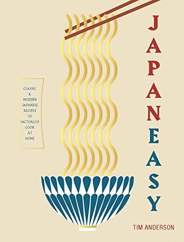 JapanEasy: Classic and Modern Japanese Recipes to Cook at Home