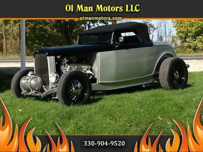 1932 Ford Other Street Rod Hot Rod Classic Car 1932 Ford Roadster Street Rod Hot Rod Classic Car 360 Mi Classic Cars Classic Cars Quotes 1932 Ford Roadster