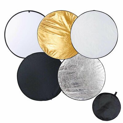 Ad 43 5 In 1 Collapsible Light Reflector Panel Diffuser W Bag Photo Video Studio Photography Lighting Studio Photography Backdrop Photography Lighting Kits