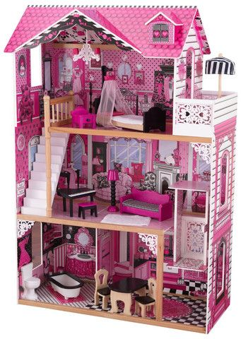 15 best KidKraft Dollhouses images on Pinterest Dollhouses Doll