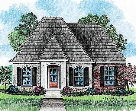 Pinterest Zero Lot French Country House Plans on country home house plans, french style house plans, 6 bedroom country floor plans, french house floor plans, home narrow lot house plans, new orleans french quarter floor plans, zero lot line building,