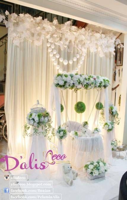 Trendy Wedding Backdrop Name Baby Shower Ideas Naming Ceremony