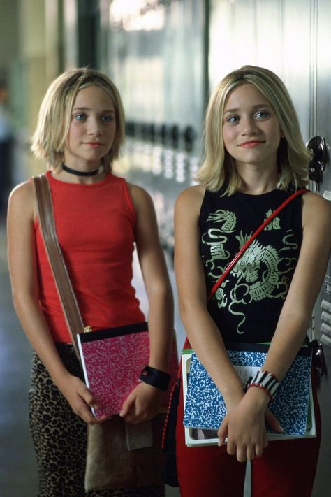 If you were a or early child, then chances are you were a Mary-Kate and Ashley Olsen superfan. The lovable twins' path to fame started as the TV