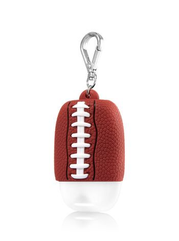 Basketball Or Football Hand Sanitizer Holder Sports Hand