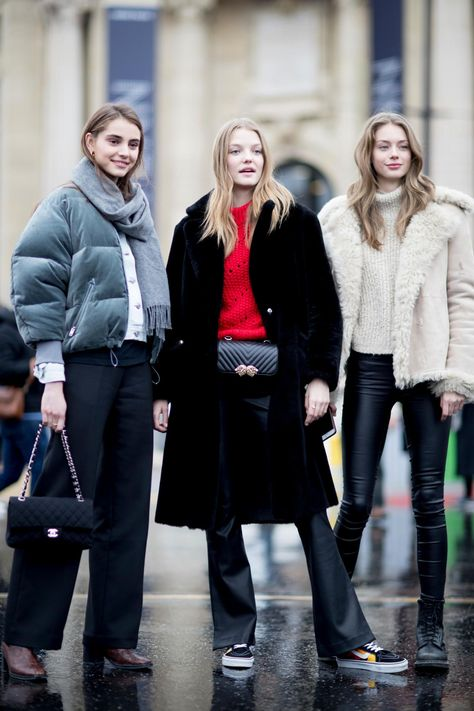 Street Style at Paris Couture Fashion Week