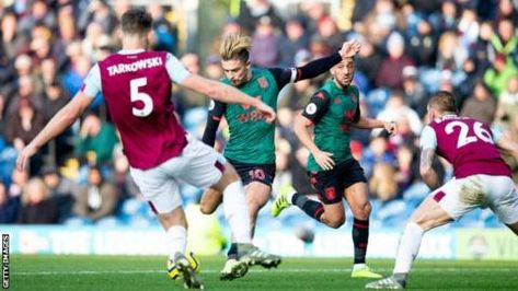 Jack Grealish has been involved in more goals in the Premier League this season than any other English midfielderAston Villa moved out of the relegation zone with victory against Burnley at Turf Moor despite having a goal ruled out for a marginal offside by the video assistant referee system. Jack Grealish thought he had put…
