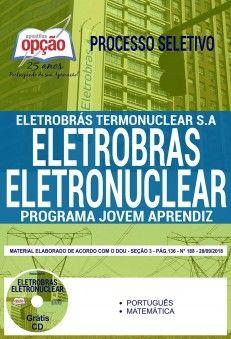 Apostila Processo Seletivo Programa Jovem Aprendiz Da Eletrobras