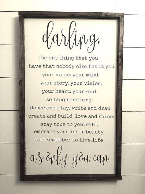 Darling [FREE SHIPPING!]