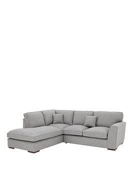 Expo Left Hand Corner Sofa Retro Leaf Retro Corner Sofa Chaise Sofa Chaise