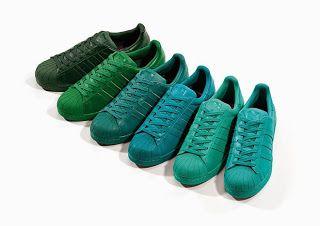 adidas superstar supercolor release date