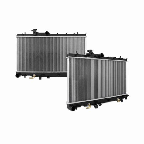 STi 02-07 Mishimoto OEM Replacement Radiator Manual /& Auto Trans WRX