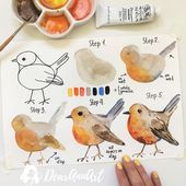 """50 amazing doodle """"How to's"""" for your bullet journal-#amazing #bullet #doodle #journal-#ArtJournal"""
