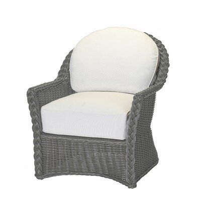 Summer Classics Sedona Patio Chair With Cushions Frame Color