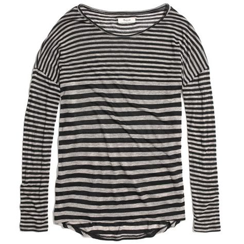 Thin and thicker stripes, 2 colors.