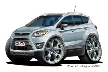 Gallery Category Ford Car Cartoon Art Cars Ford